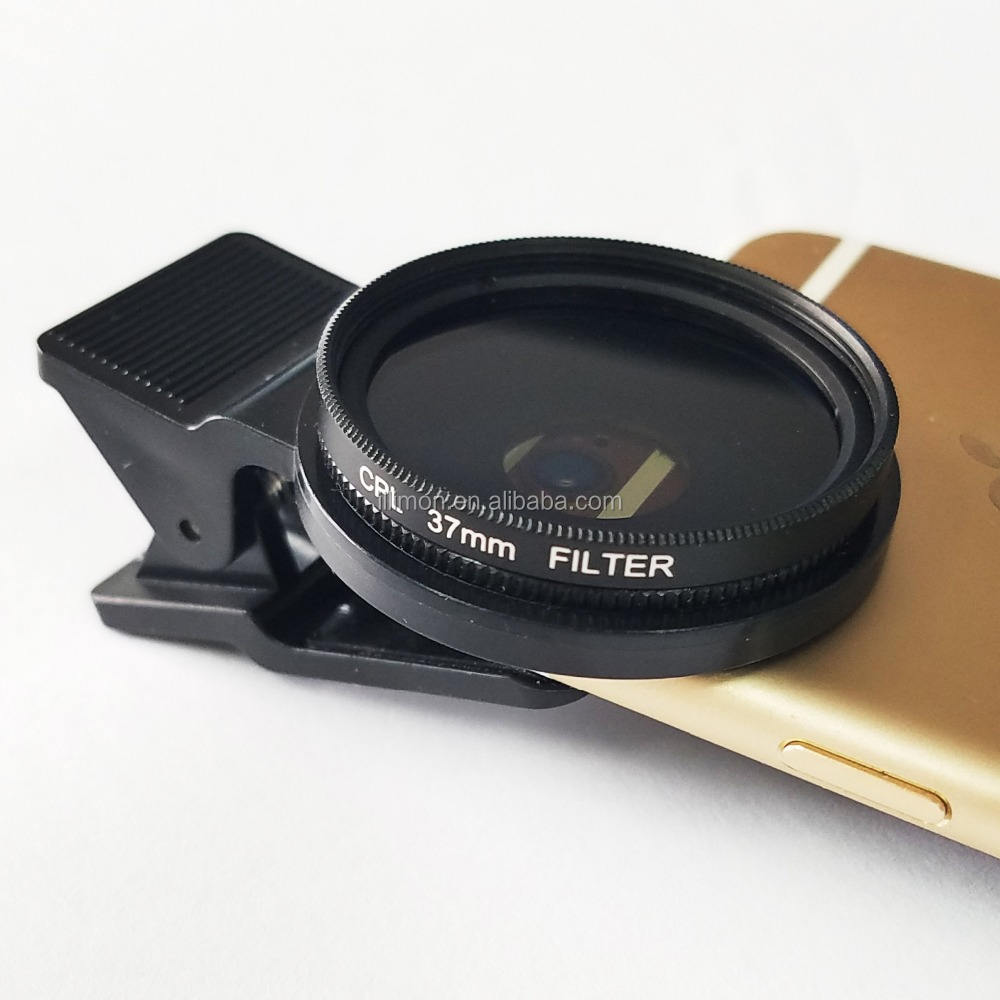 Gadget Place Variable ND Filter Closeup Lens Kit for Samsung Galaxy A60 Polarizer