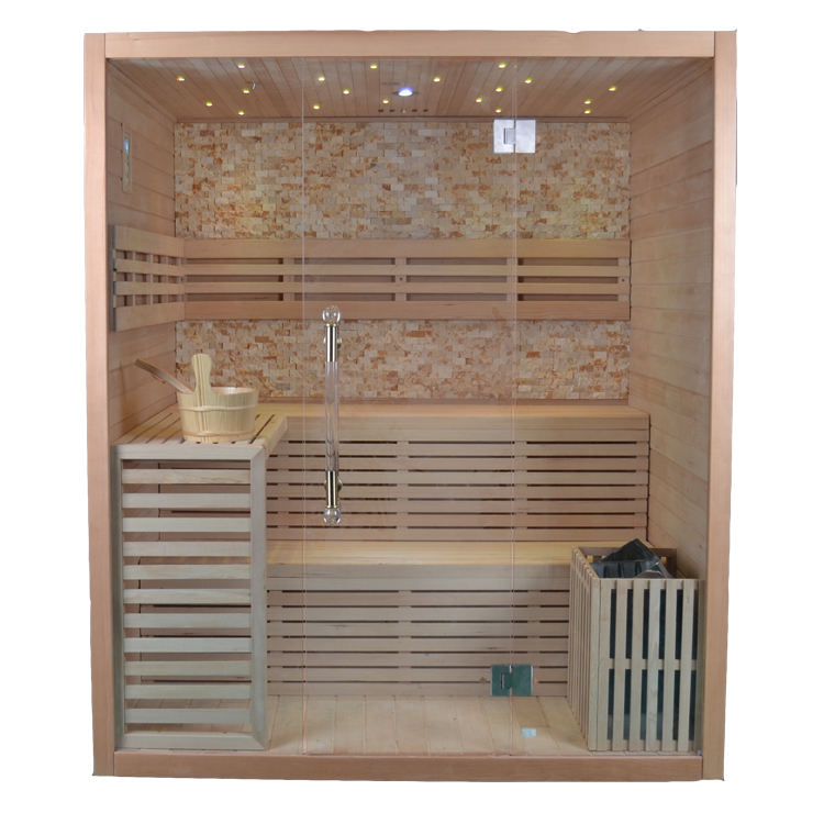 prefabricated wooden sauna house steam sauna shower,used steam sauna turbine generator for sale