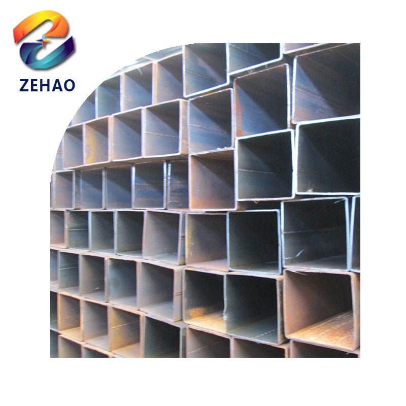 Mild Steel 30X30 Galvanized Square Steel Tubes or Pipes Schedule 80 steel pipe