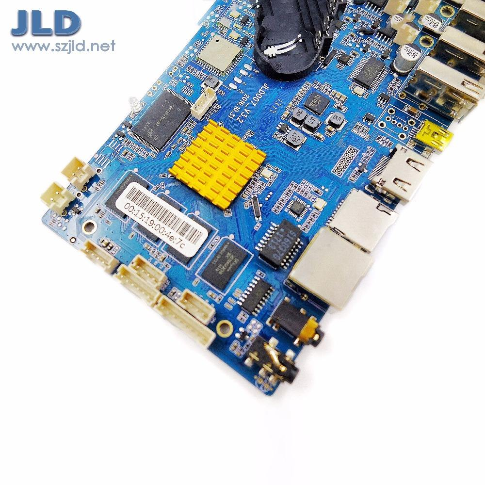 Flexible PCB and PCBA assembly android tv box motherboard