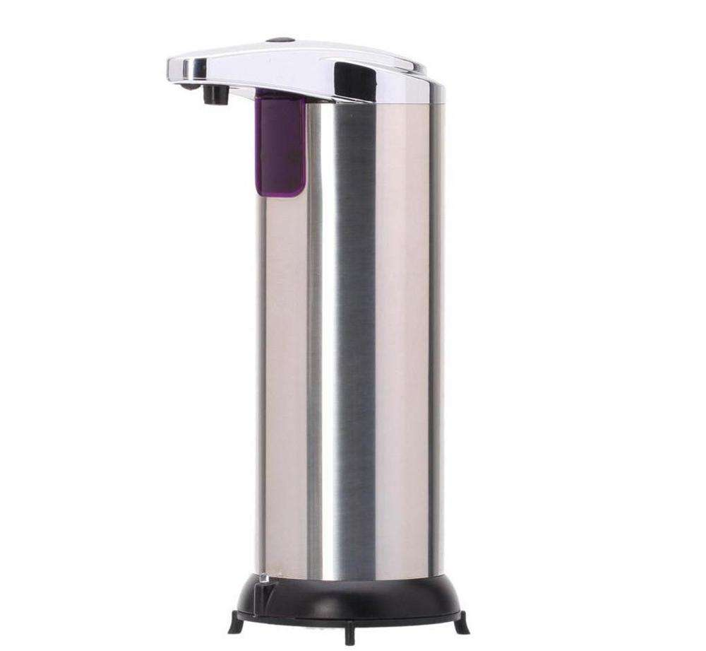 touch free sensor liquid automatic soap dispensers for sample order