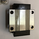ABBA linear guide with carriage BRD35AL BRD35