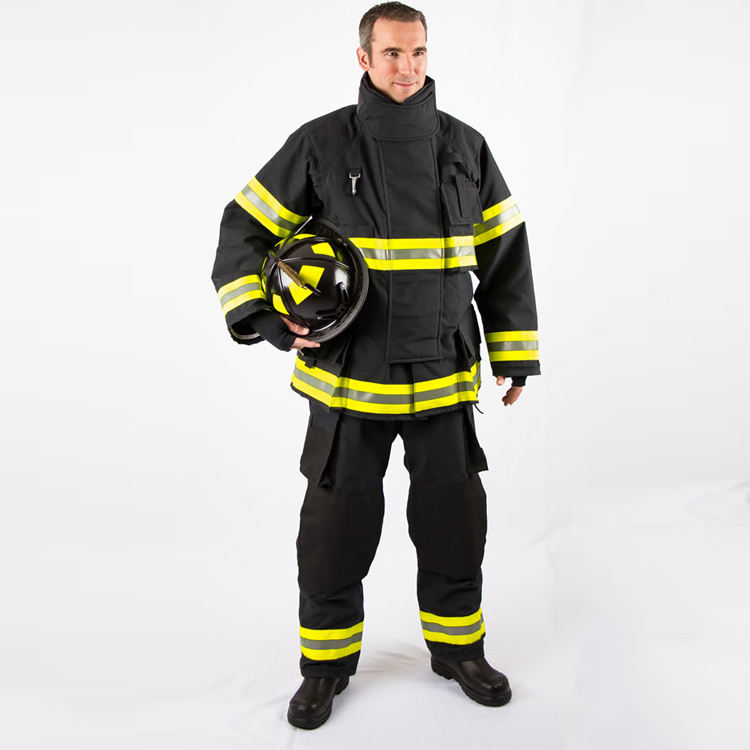 wholesale fireman fire fighting protective clothing