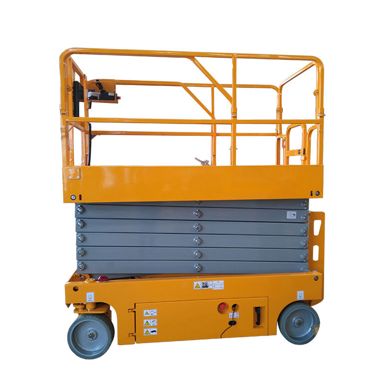 12m customized hydraulic lifting elevated work platform