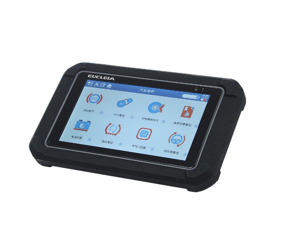 Intelligent Dual-mode TabScan S7W For All Cars Auto Diagnostic Tool
