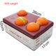 Set Ball Massage Ball Set Myofascial Release Massage Set Fitness Tools Set Yoga Exercises Body Shaping Massage Ball Set Yoga Block