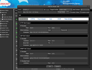 IPTV OTT Solution Magnet Cloud Media IPTV Streaming Server Sistem Server untuk Layanan Hotel