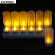 2019 wholesale new product rechargeable led tea cup candle light
