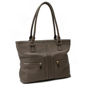 Wholesale Genuine Leather Shoulder Bag for women  leather satchels cow leather handbag for lady