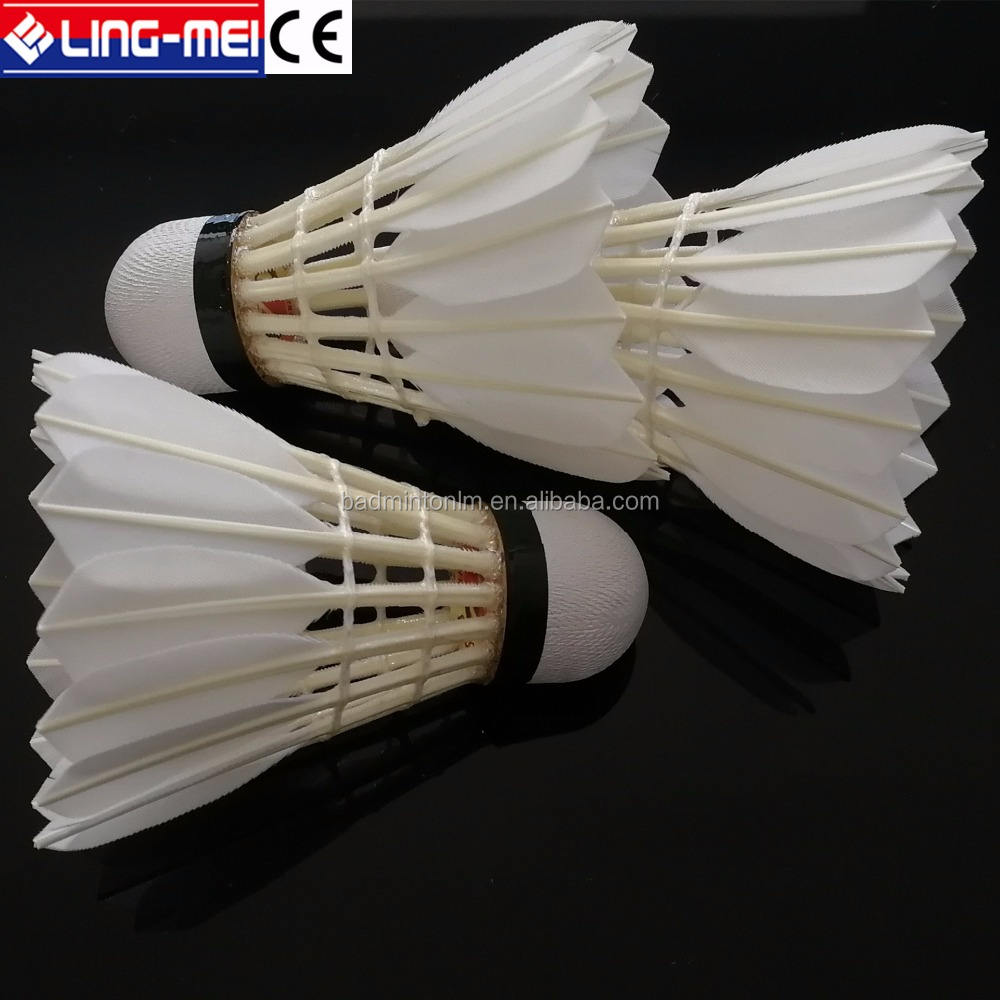 Badminton Shuttle Goose Feather Yang Yang Quality Same As Trump And We Can Shuttlecock Buy Yang Yang Badminton Shuttle Trump Badminton Shuttlecock Wecan Shuttlecock Product On Alibaba Com