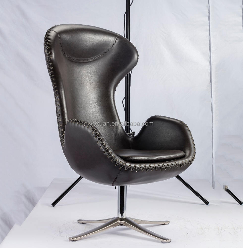 New design leather arm office chair