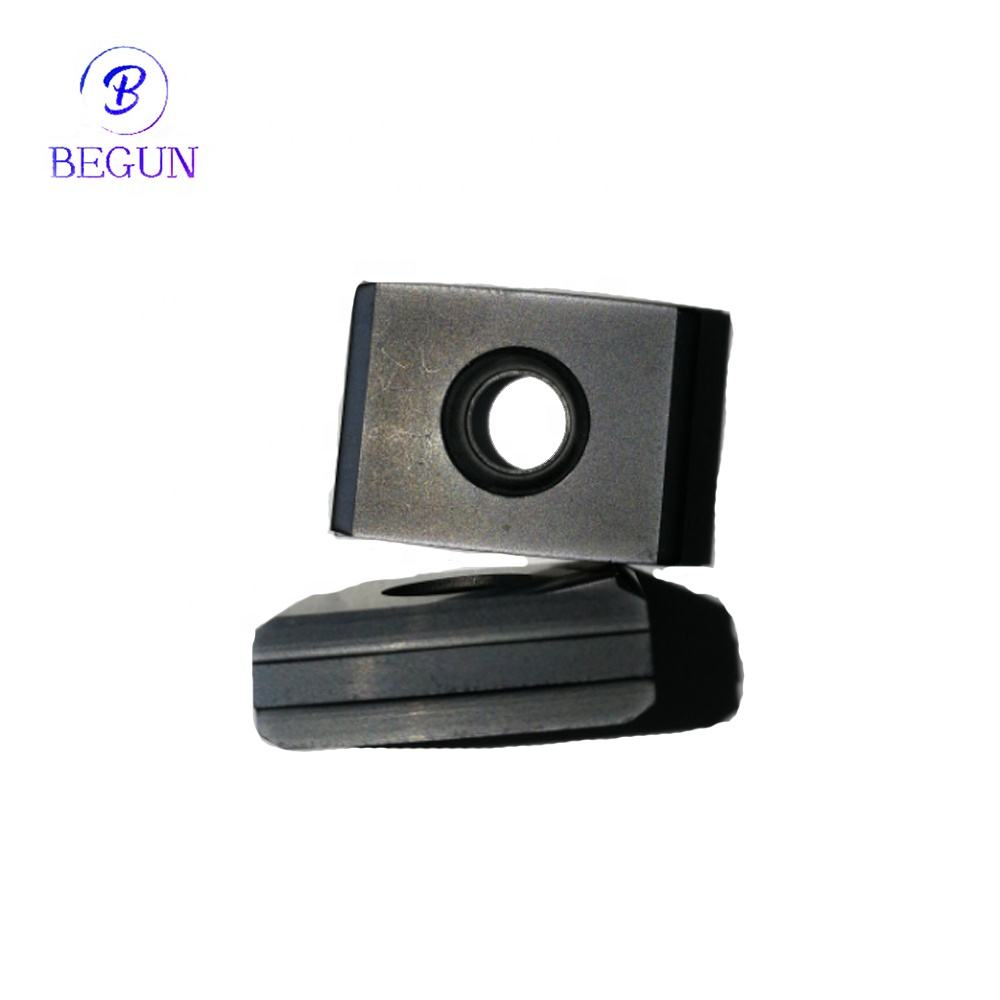 BK8 hard metal carbide plate for lathe tools