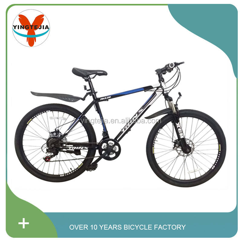 26 inch Men Gender and Aluminum Alloy Rim Material adult mountain bicycle bike from Tianjin bicycle factory