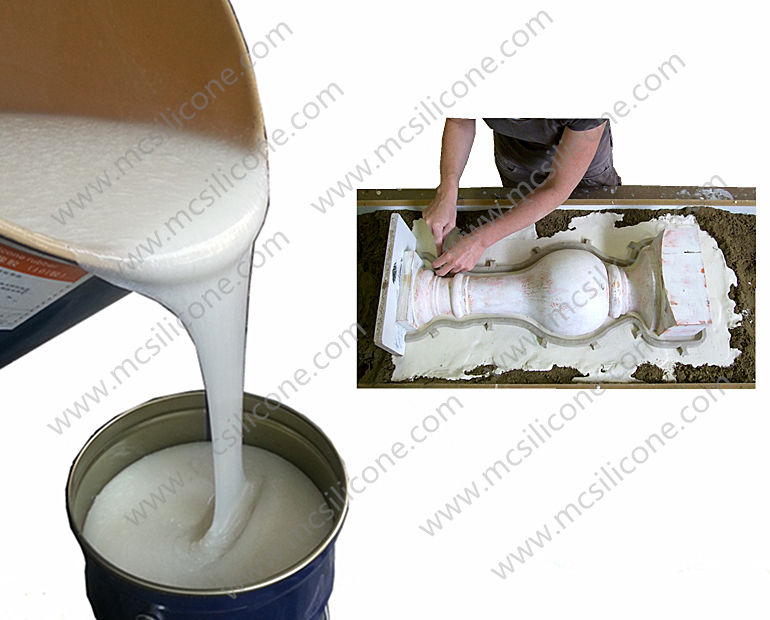 Casting Resin Liquid RTV-2 Silicone Rubber/MC silicone
