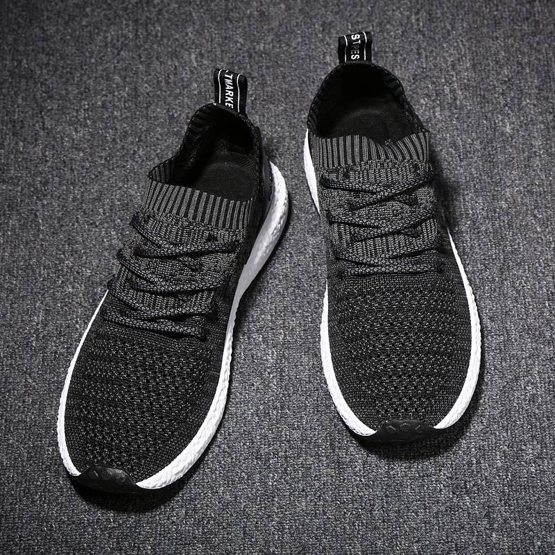 New Trend Men's Sports Casual Shoes Sneakers Fashion Flat Running Shoes For Man