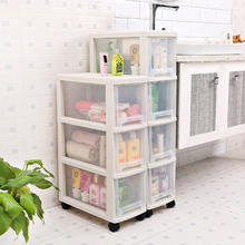 Wholesale High Quality Multi Box 5-tier Plastic Drawer