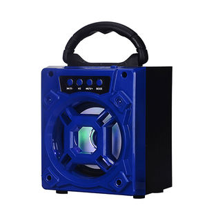 4 inch 5W 600mAh karaoke beat box, mobile loudspeaker, bluetooth tower, portable mp3 mini subwoofer dancing speaker