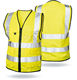 Construction Reflective Safety Vest with pockets For Workplace Wear
