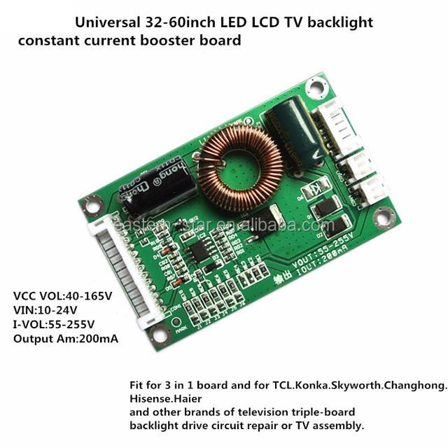 Universal 26 65 pulgadas LED LCD TV Backlight Driver Board TV Constant Corriente Junta