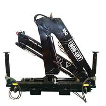 New Knuckle Boom Crane Manual for Mounted Truck