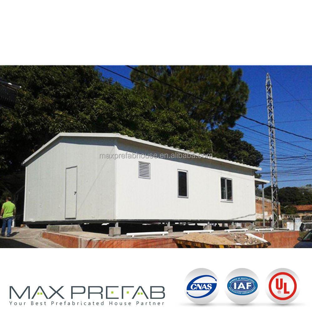 PH14273 Paraguay giá rẻ pre-sơn ánh sáng-thép ngôi nhà di động kế hoạch