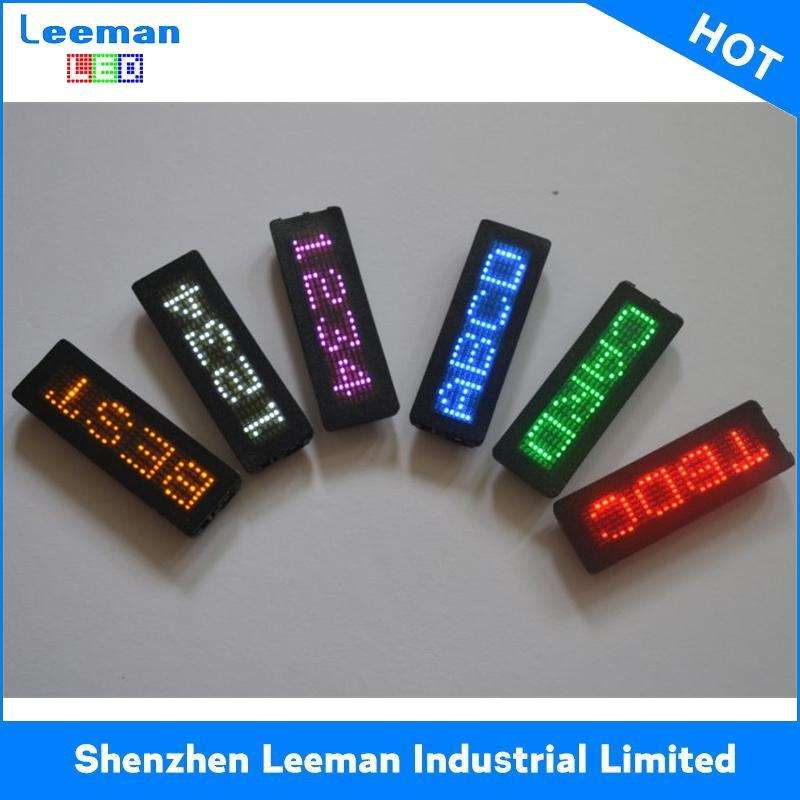 bluetooth led signs program moving message outdoor led text programmable led desk display/desk board/tabel sign