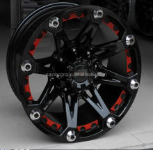 Alloy wheel rim made in china fit for all cars 661