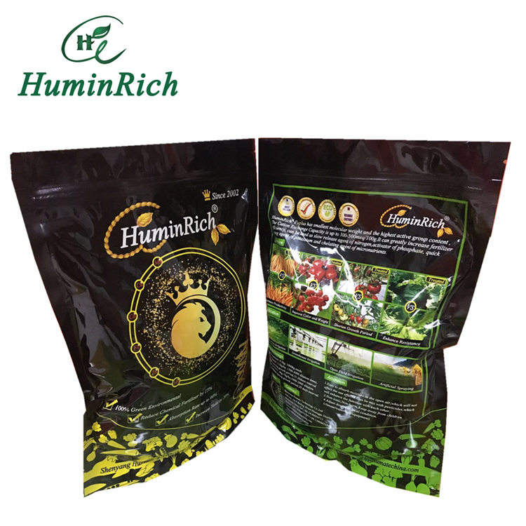 """HuminRich"" Water Soluble Fertilizer 45-70% Amino Acid Chromium Amino Acid Chelate"
