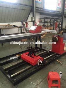 Pipe cutting cnc plasma machine for steel metal iron stainless steel