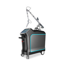 Picosecond Laser 600ps  Tattoo and Freckle Removal Machine