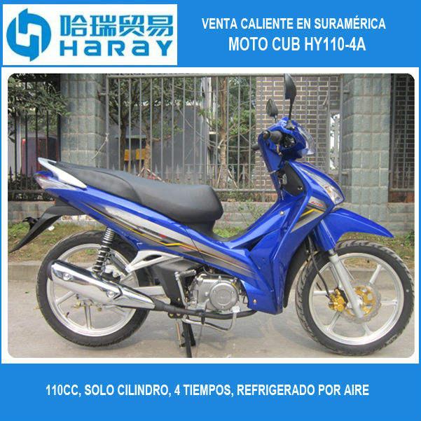 Mejor motocicleta barata HY110-4A, 110cc en venta de motocicletas, cub CDI de la motocicleta