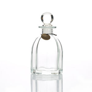 150ml Clear Empty Aroma Reed Diffuser Bottle Glass Reed Diffuser Perfume Bottles with Cork