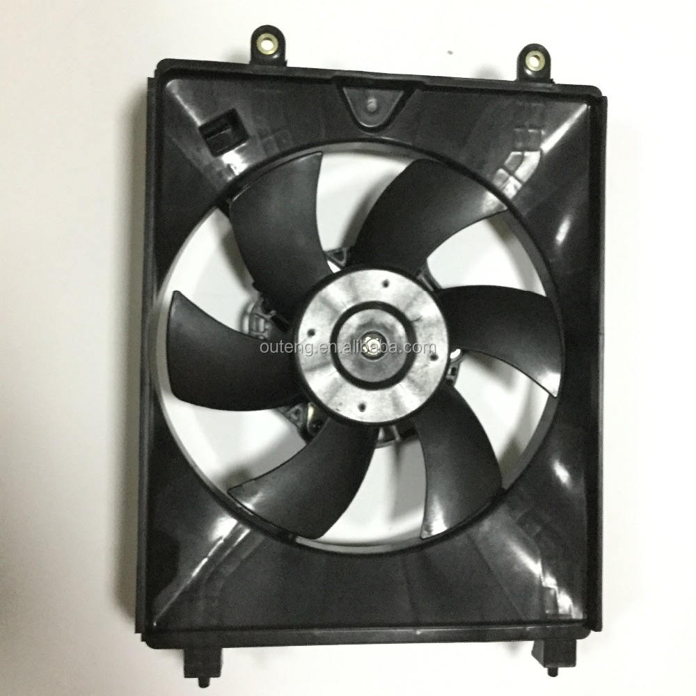 NEW CONDENSER FAN ASSEMBLY FITS 2009-2013 HONDA FIT 38616RB0003