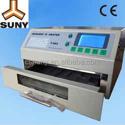 Infrared IC Heater T-962,welding machine, wave soldering machine,mini reflow oven