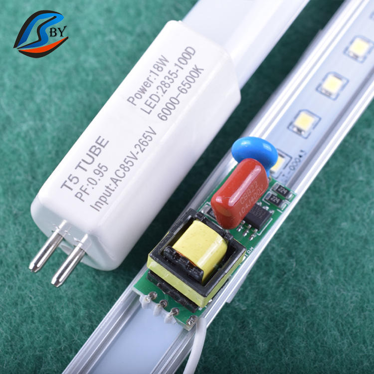 tube fixture replacement led T5 circular fluorescent lamp t5 circular lamp led T5 g5 led tube lights 120cm