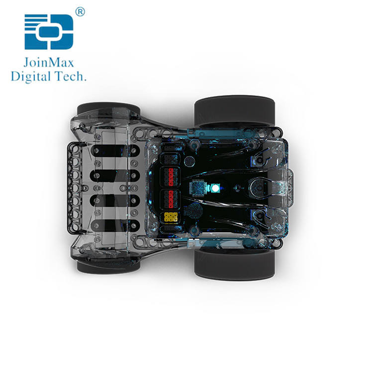 JOINMAX Robotica Educativa Coding ในหุ่นยนต์ Arduino Robot Kit