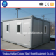 Combined brand new design 20ft China shipping container office prefab insulation flatpack office for sale