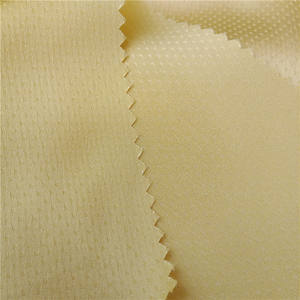 Wholesale china recycled soft hand feeling 100% polyester fabric for blouse