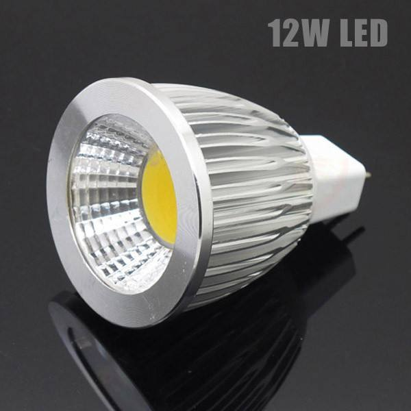 High power LED Spotlight Lamp Licht MR16 12 V 9 w 12 w 15 w led Dimbare spotlight lamp warm/koel wit GU10 LED Spot verlichting
