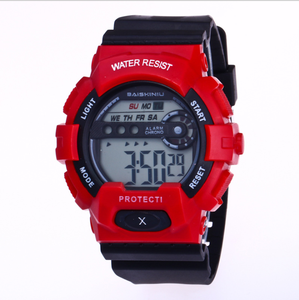 Mode Wasserdichte Sport Led Digital Chronograph kinder Uhren chronograph vd53