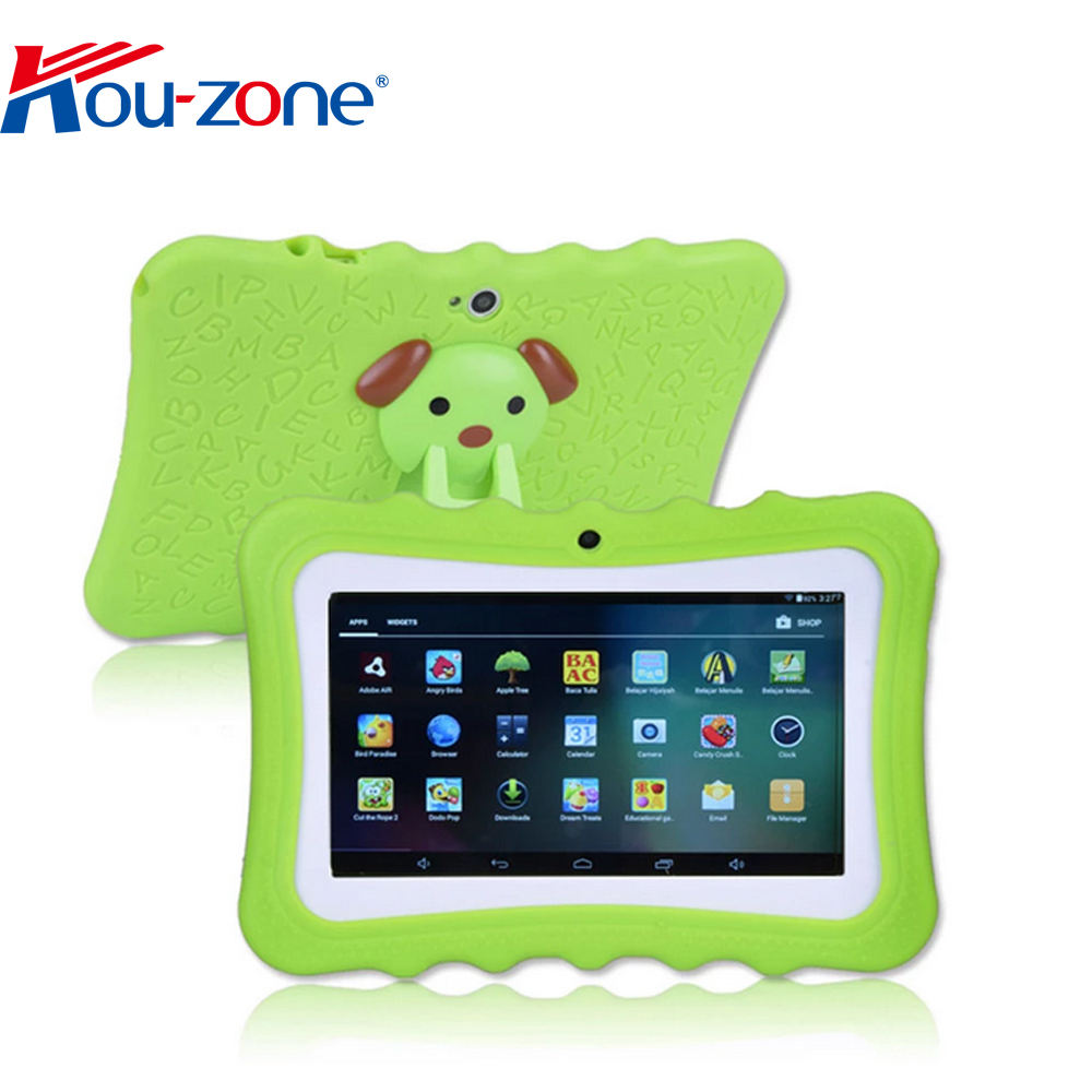 7 inch Android tablet Allwinner A33 Quad core kid tablet