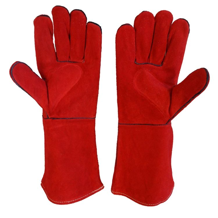 competitive welding safety gloves