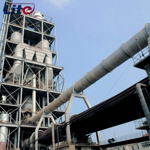 Cycloon cement plant/rotary cement kil