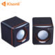 Mini Usb Laptop Portable/Computer/PC Speakers Audio for mp3/ mp4/ mobile phone gift speaker