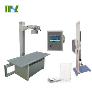 China fabrikant digitale x ray machine lage prijs cr x-ray systeem 50kW Radiologie x ray machine MSLHX09