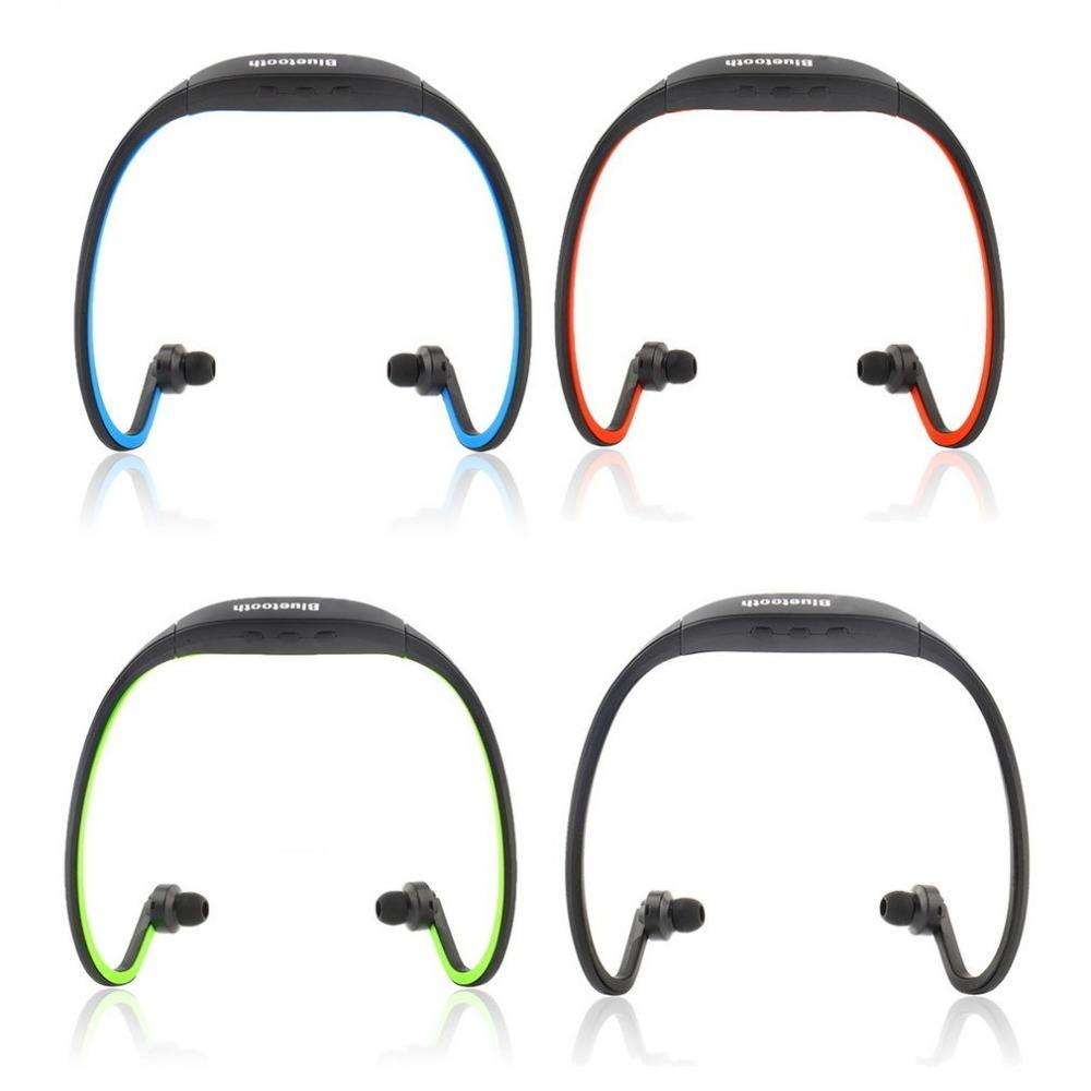 Original S9 Sport Wireless Bluetooth 4.0 Earphone Headphones Headset for iPhone 4s 5s 6 6s for Samsung S4 S5 S6 S7 Android Phone