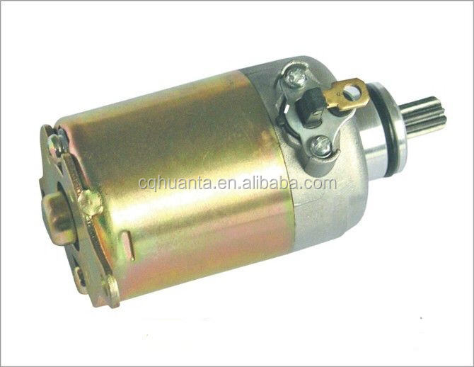 GY6 125 motorcycle engine parts starter Motor