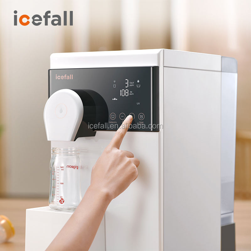 New hot sale best 5 stage water purifier hot and cold dispenser for ro system