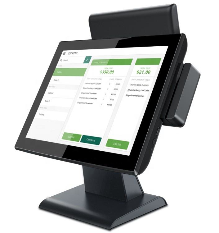high quality point of sale restaurant ordering device pos terminal touch screen pos computer