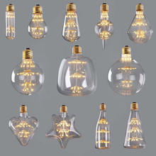 Individuality retro bar lights edison light filament bulb for decoration